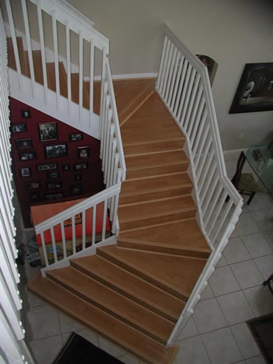 Laminate Stair Flooring